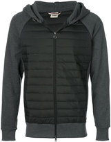 Colmar jersey sleeved padded jacket