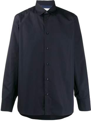 Jil Sander long-sleeved buttoned shirt