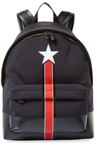 Givenchy Graphic Solid Backpack