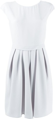 Emporio Armani Short-Sleeved Mini Dress