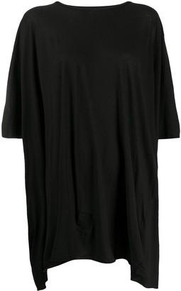 Rick Owens long shortsleeved T-shirt