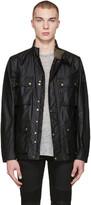 Belstaff Black Trialmaster 2015 Jacket