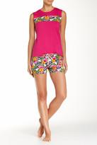 Hello Kitty Floral Fever Pajama Shorts Set