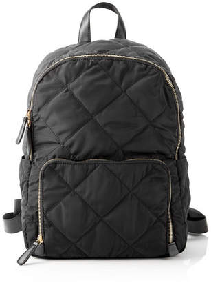 Cathy's Concepts Cathy Concepts Quilted Nylon Backpack