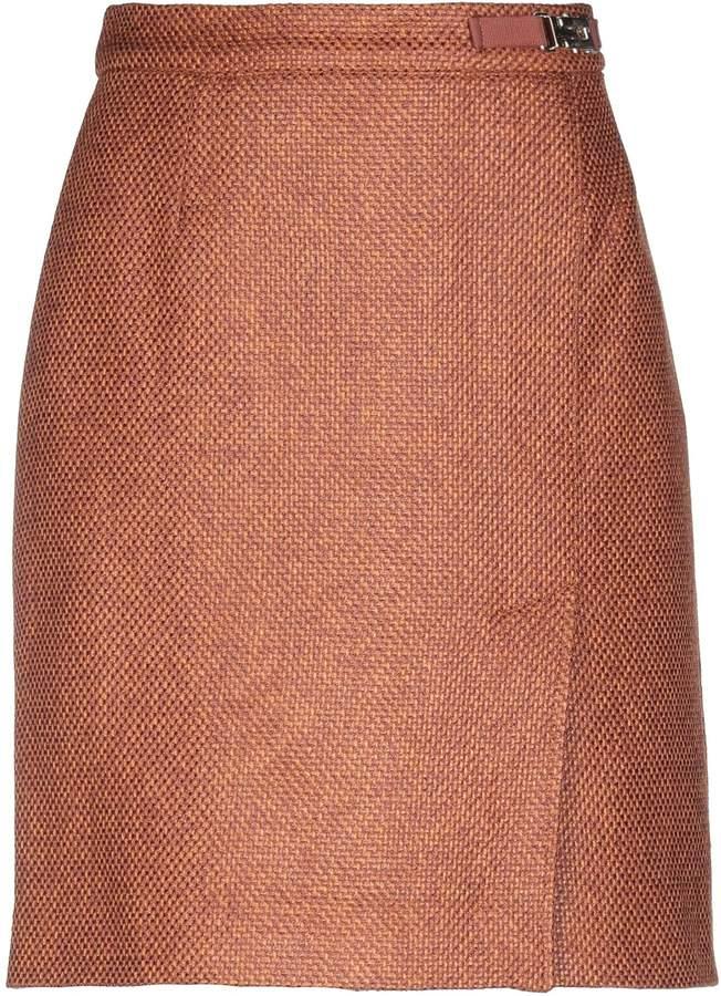 Mariella Rosati Knee length skirts - Item 35390038GG