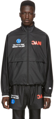 Adidas Originals By Alexander Wang Black AW Track Jacket