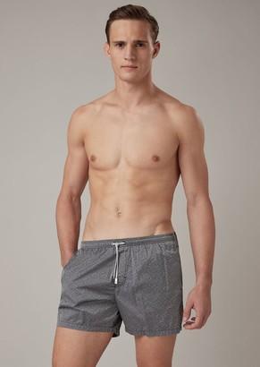 Giorgio Armani Beachwear Boxers