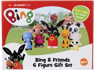Bing and Friends 6 Figure Set