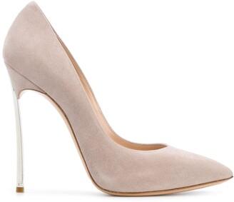 Casadei high stiletto pumps