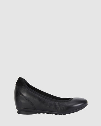 Wide Steps - Women's Black Heels - Norah - Size One Size, 37 at The Iconic