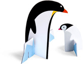 STUDIO ROOF Penguin Construction Card