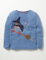 Boden Witch Cat T-shirt