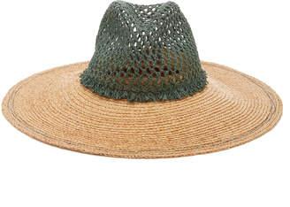 Lola Hats Screen Door Raffia Hat