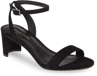 Pelle Moda Moira Crystal Embellished Sandal