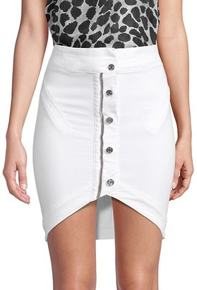 RtA Blaine High-Low Skirt
