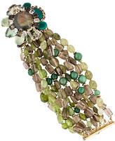 Iradj Moini Multi-Gem Convertible Bracelet