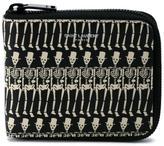 Saint Laurent 'Classic Paris' compact wallet