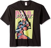 Marvel Men's Retro Deadpool T-Shirt