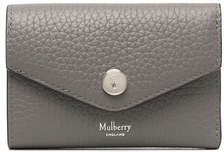 Mulberry Envelope-Style Leather Wallet