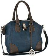 MG Collection Hamilton Oversize Shopper Tote Convertible Shoulder Bag