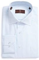 Robert Talbott Men's Estate Classic Fit Check Dress Shirt