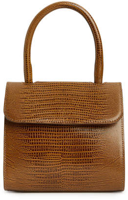 Arket Structured Leather Hand Bag