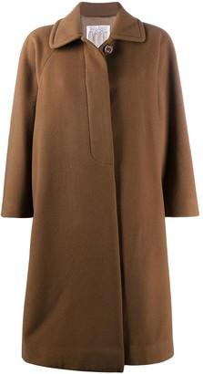 Gianfranco Ferré Pre-Owned 1980s Oversized Coat