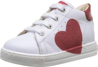 Naturino Girls Falcotto Heart Gymnastics Shoes