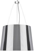 Kartell Ge Ceiling Lamp - Chrome
