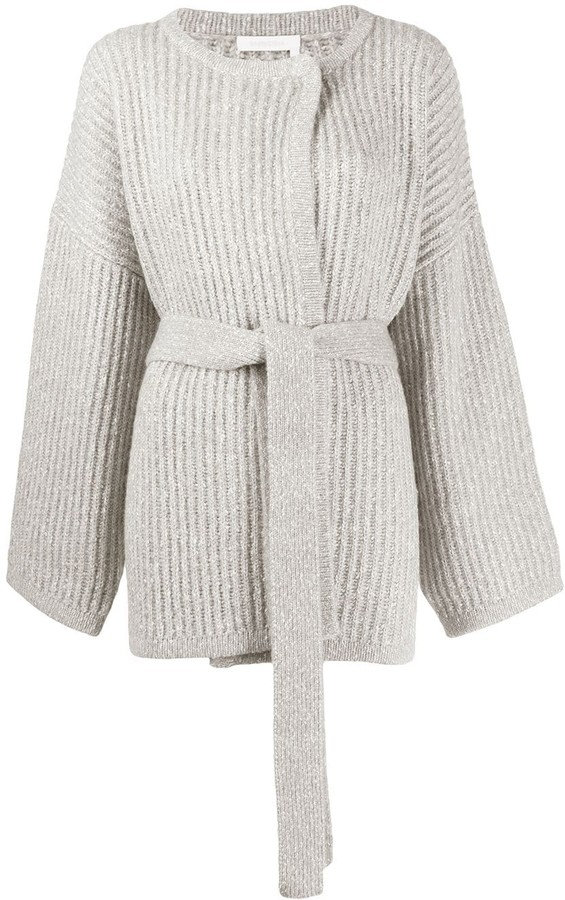 See by Chloe Belted Cardigan