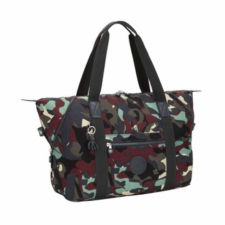 Kipling ART M Canvas & Beach Tote Bag 58 cm 26 liters