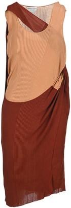 Bottega Veneta Layered Knitted Dress