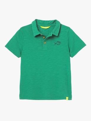 White Stuff Boys' Peter Polo T-Shirt