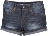 DKNY Dark Wash Jean Shorts - Toddler & Girls