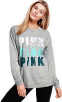 PINK Campus Long Sleeve Tee