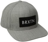 Brixton Men's Rift Snap-Back Hat