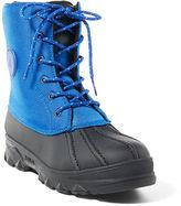 Ralph Lauren Roxbury Nylon Boot