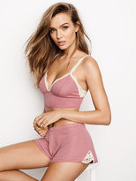 Victoria's Secret Victorias Secret Ribbed Sleep Bralette