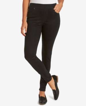 Gloria Vanderbilt Petite Avery Pull-On Slim-Leg Pants