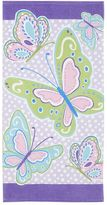 Pottery Barn Kids Butterfly Beach Towel
