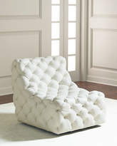 Bernhardt Dunaway Tufted Swivel Chair