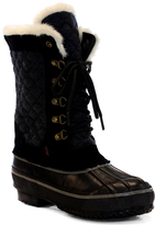 Western Chief Charcoal Lace-Up Boot