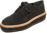 Vince Tanner Platform Oxfords
