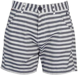 Kangol Stripe Shorts Ladies