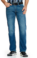 "Buffalo David Bitton Driven X"" Straight Fit Jeans"