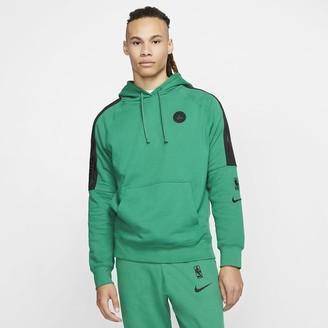 Nike Men's NBA Hoodie Boston Celtics Courtside