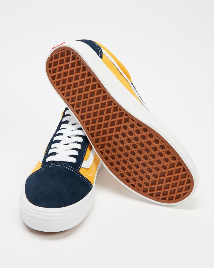 Thumbnail for your product : Vans Men's Yellow Low-Tops - Old Skool Classic Sport - Men's - Size M10/W11.5 at The Iconic