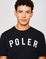 Poler State T-Shirt Black