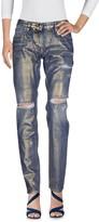 Just Cavalli Denim pants - Item 42504835