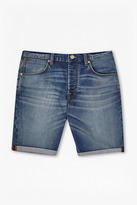 Infinity Stretch Slim Denim Shorts